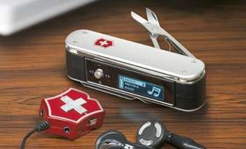 Swiss Army s.beat 2GB MP3 Player