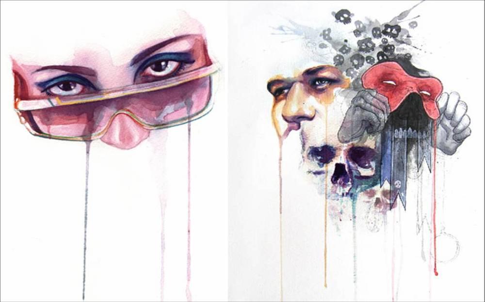 Eye Series by Marion Bolognesi