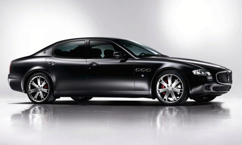 Maserati Quattroporte Review and Images