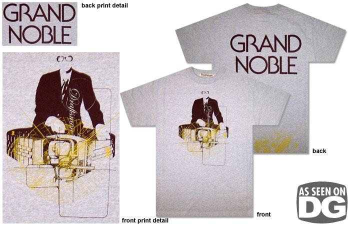 A shirt from Kofie's line, Draftsmen